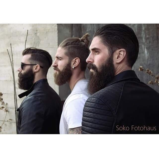 Three Beard Friday