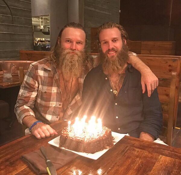 Birthday Beard